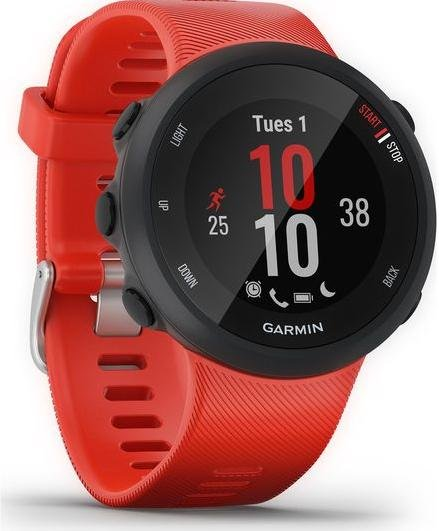 Ručni sat Garmin Garmin Forerunner 45 Optic Red