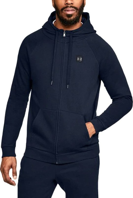 Trenirka s kapuljačom Under Armour RIVAL FLEECE FZ HOODIE