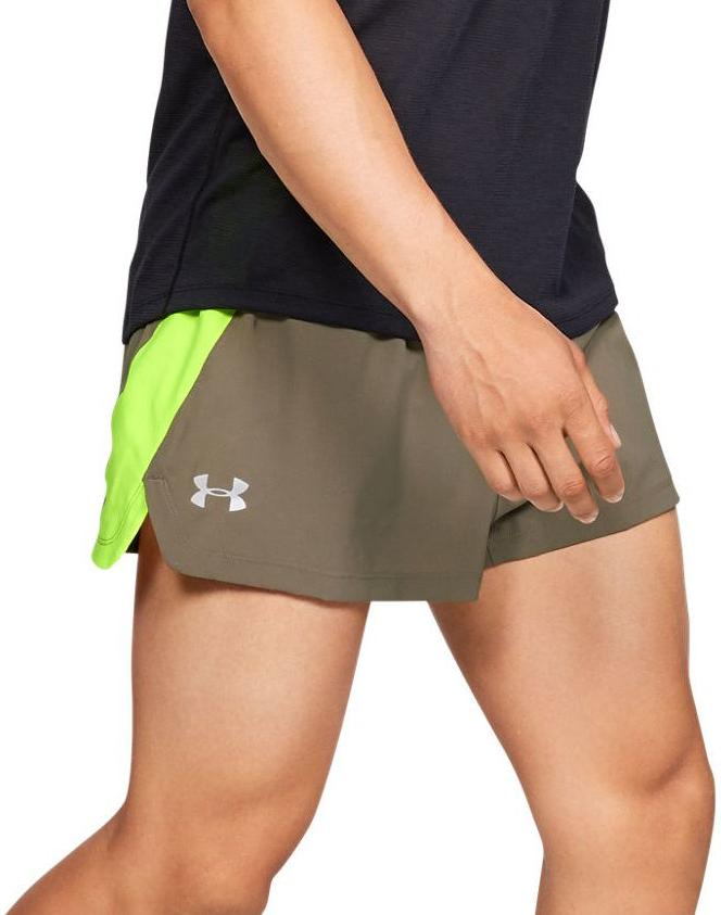 Kratke hlače Under Armour UA LAUNCH SW SPLIT SHORT