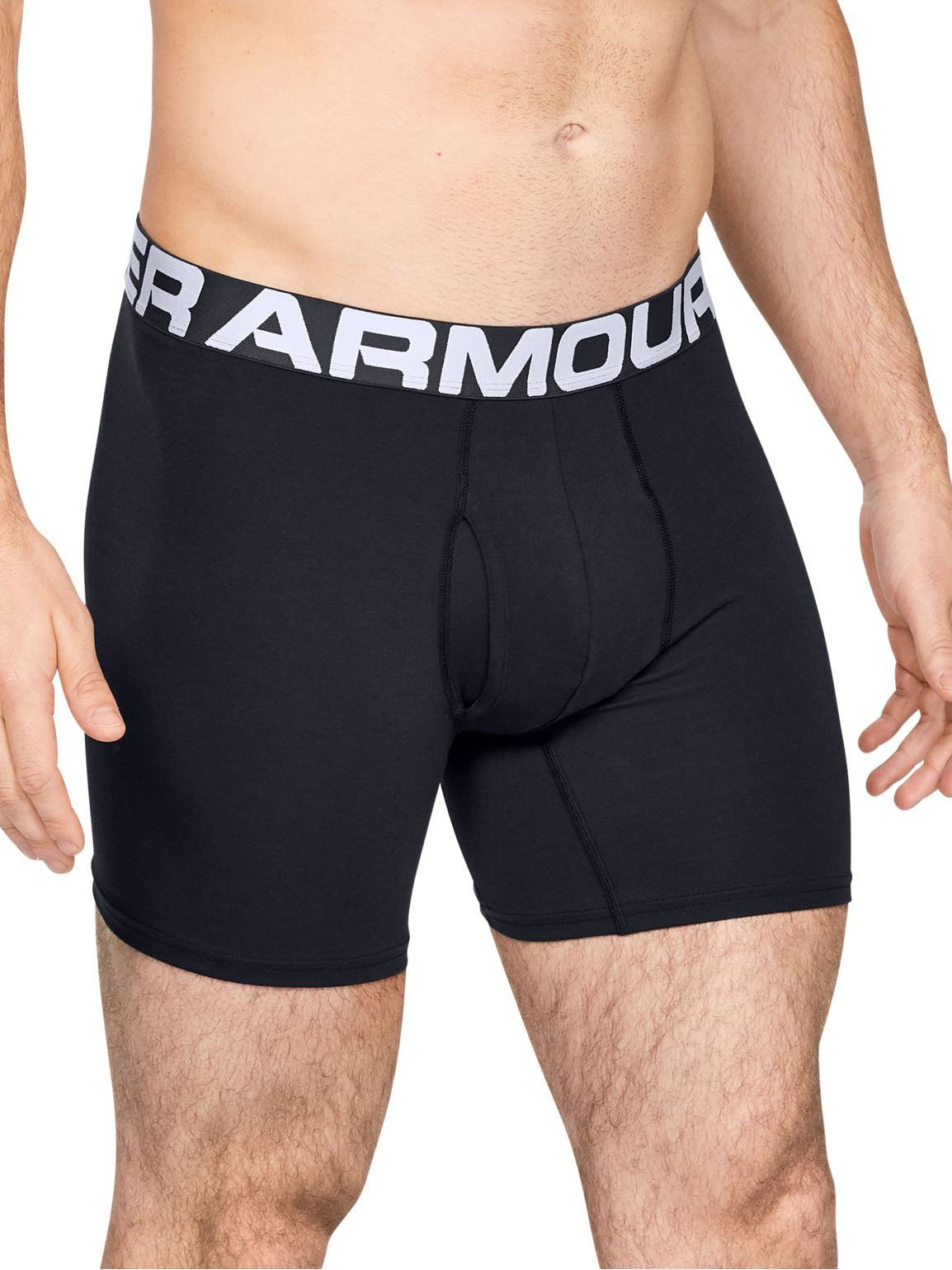 Kratke hlače Under Armour Charged Cotton 6in 3 Pack