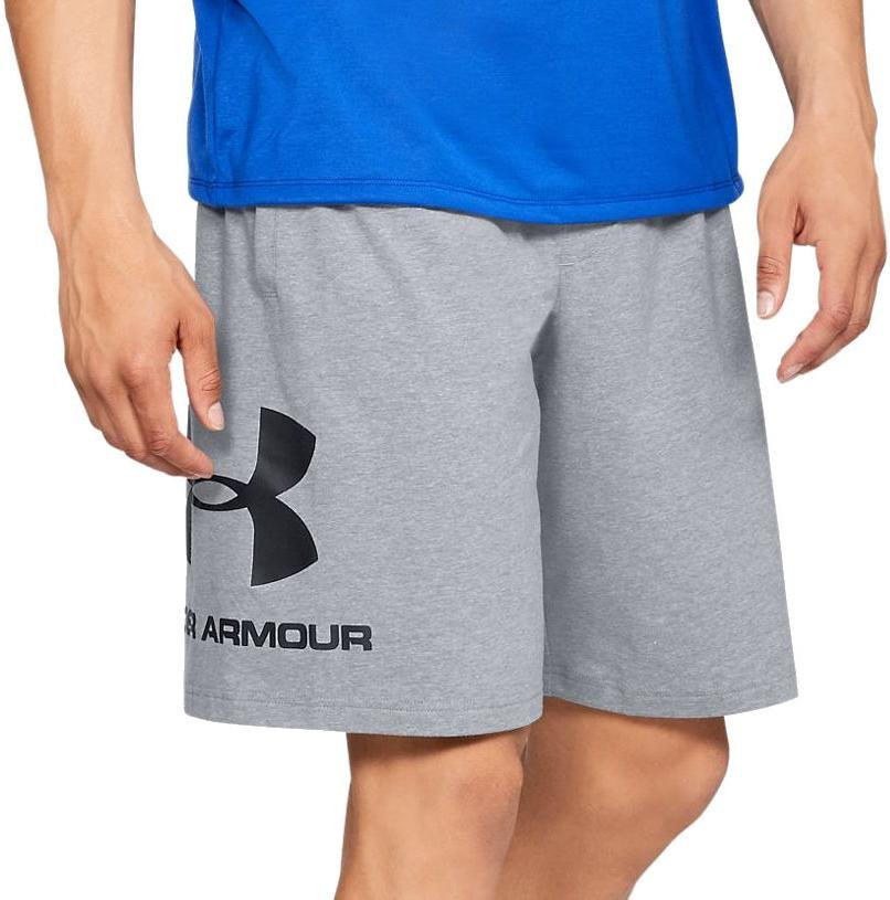 Kratke hlače Under Armour SPORTSTYLE COTTON LOGO SHORT