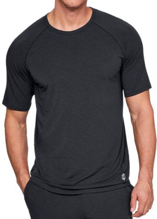 Majica Under Armour Under Armour Recover Sleepwear SS Crew