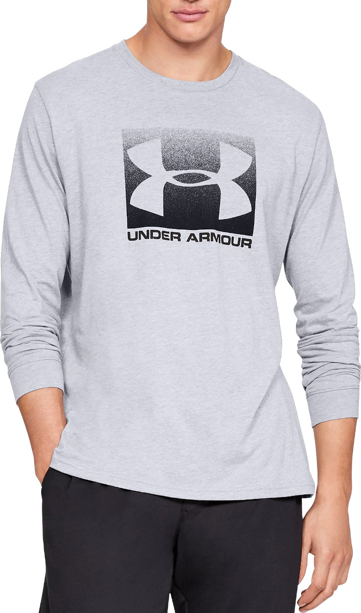 Majica dugih rukava Under Armour UA BOXED SPORTSTYLE LS