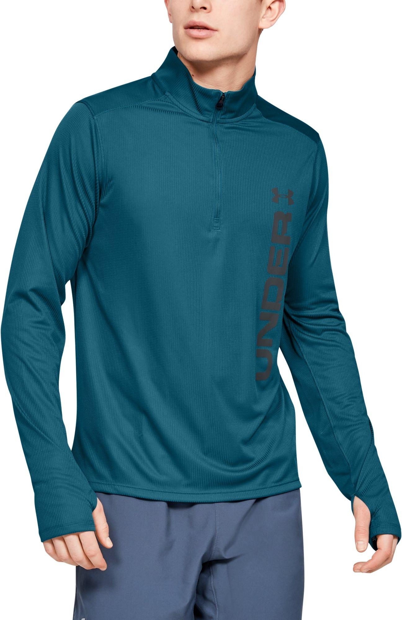 Majica dugih rukava Under Armour UA SPEED STRIDE SPLIT 1/4 ZIP