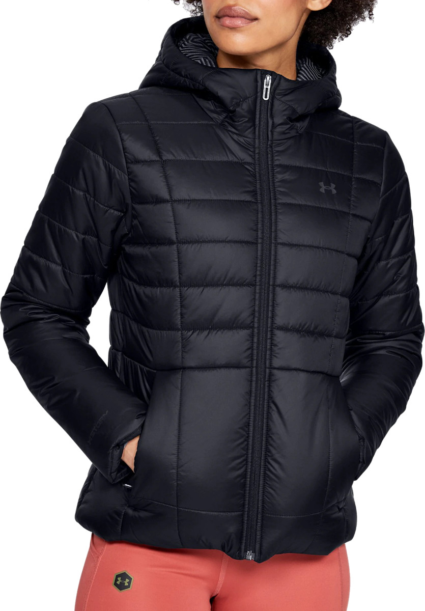 Jakna s kapuljačom Under Armour UA Armour Insulated Hooded Jkt