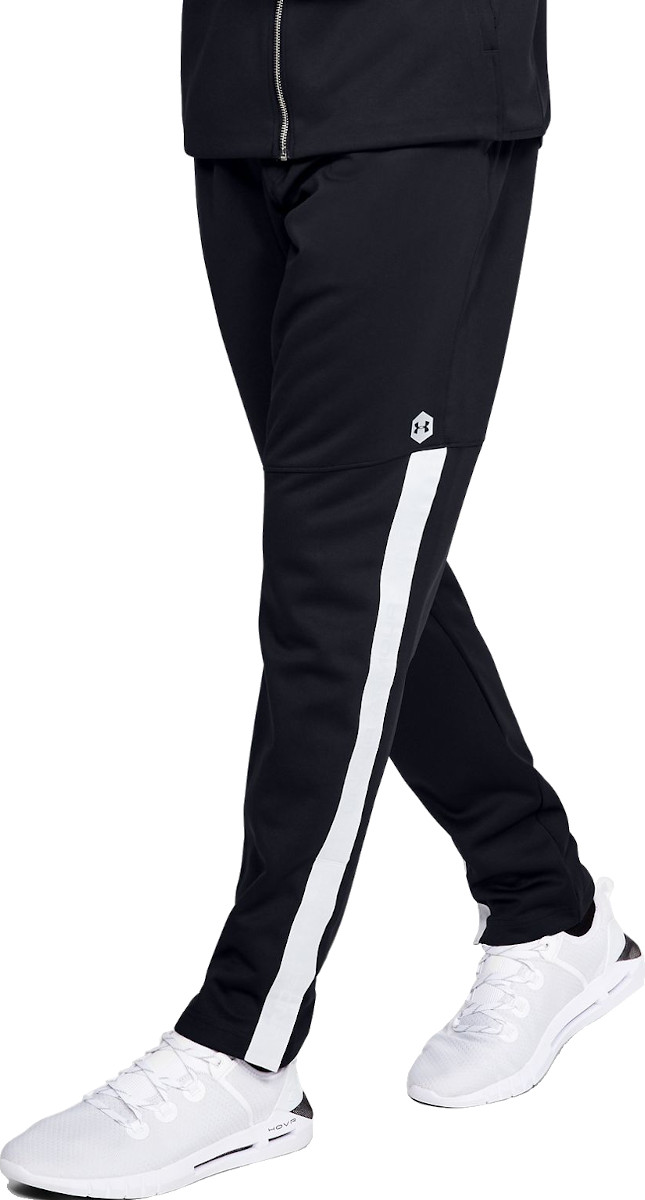 Hlače Under Armour Athlete Recovery Knit Warm Up Bottom