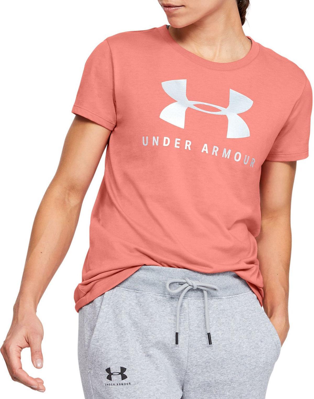 Majica Under Armour GRAPHIC SPORTSTYLE CLASSIC CREW