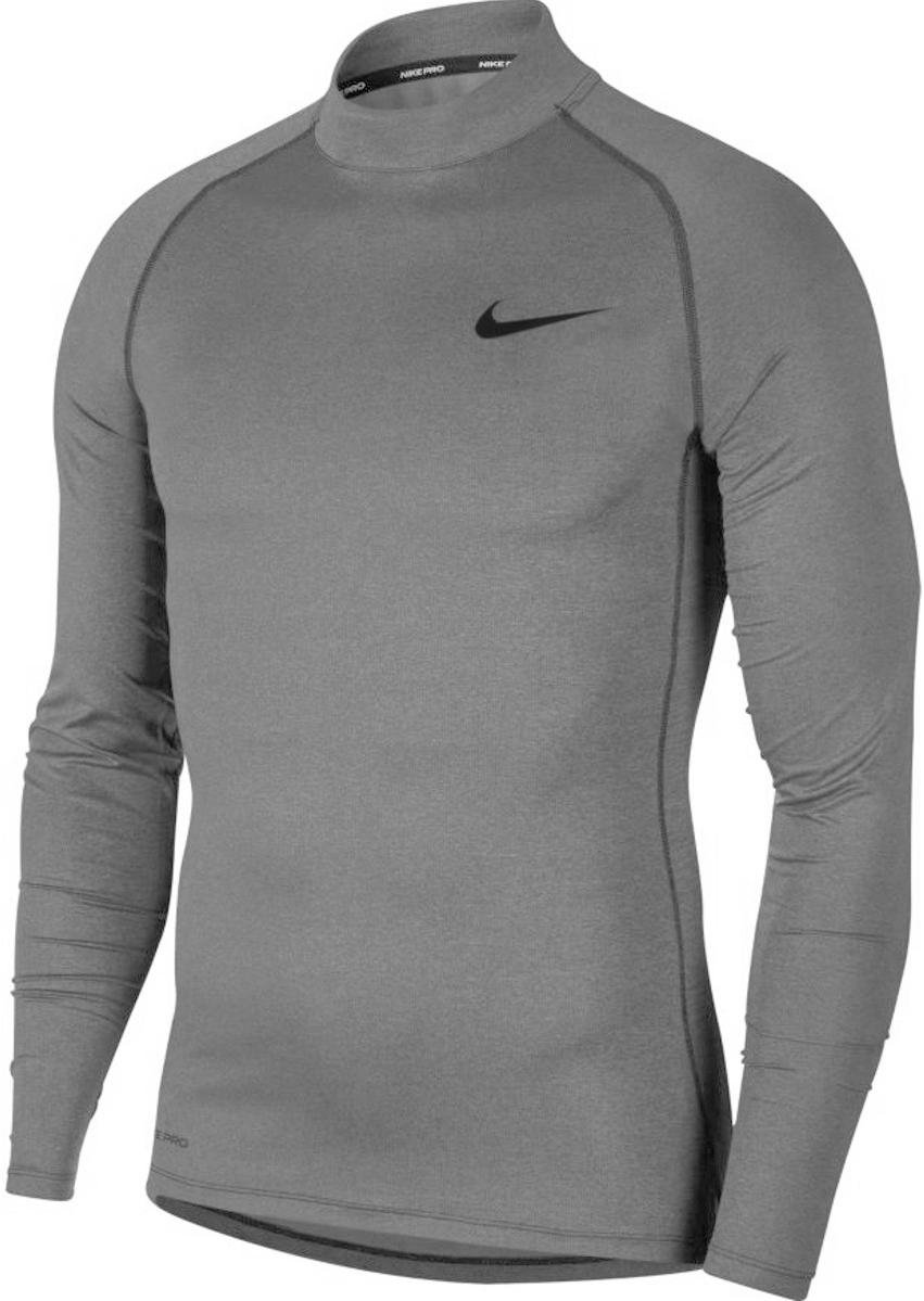 Majica dugih rukava Nike M NP TOP LS TIGHT MOCK